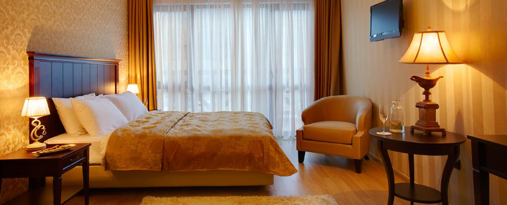Premier Luxury Mountain Resort single room