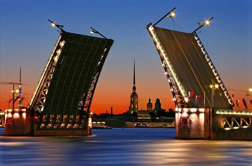 Тур в Санкт-Петербург! Новые открытия 2019 года! ПЕТЕРБУРГСКИЕ СИЛУЭТЫ! 7 дней