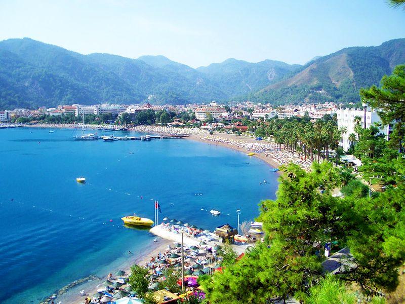 Туры на Эгейское побережье Турции (Бодрум, Мармарис, Фетхие, Кушадасы, Дидим)