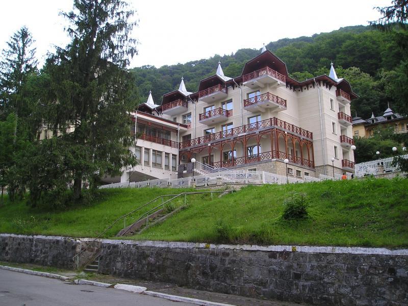 Румыния. Hotel Coroana Moldovei 4*