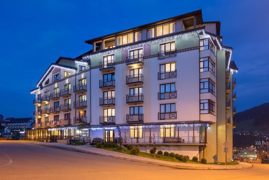 Отель Тавель (Tavel Hotel & SPA) c. Поляница