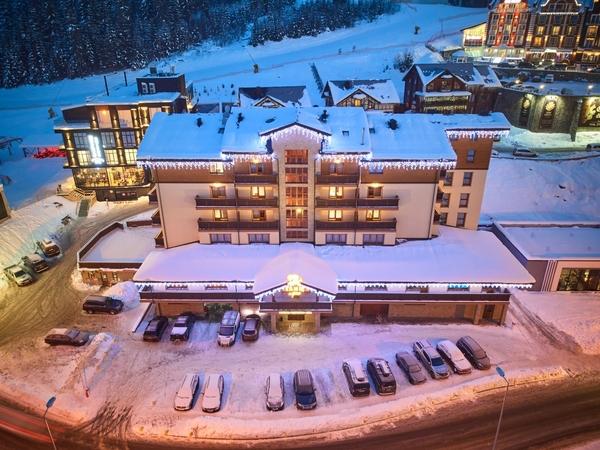 SPA Отель GANZ SPA c. Поляница