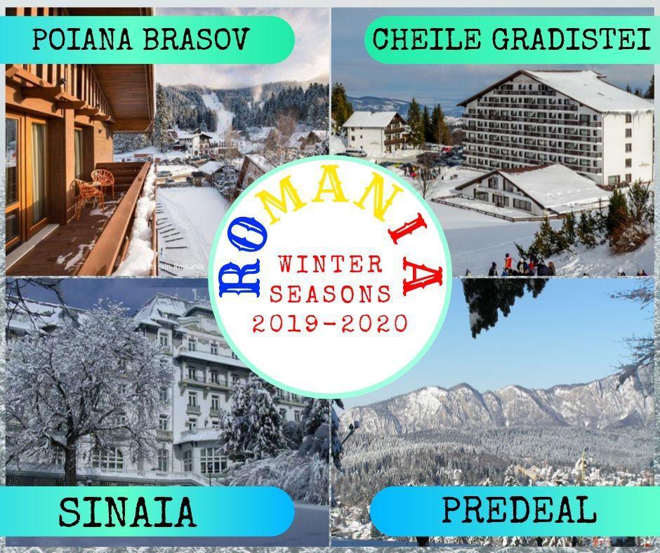 Недорогие туры в Румынию! Синая, Предял, Пояна Брашов, Кейле Градиштей.