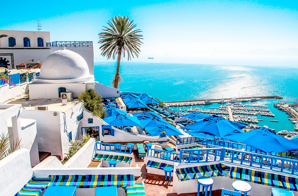 Горящие туры в Тунис из Кишинева 2020