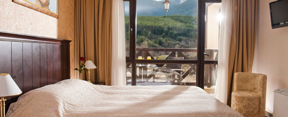 Premier Luxury Mountain Resort single room