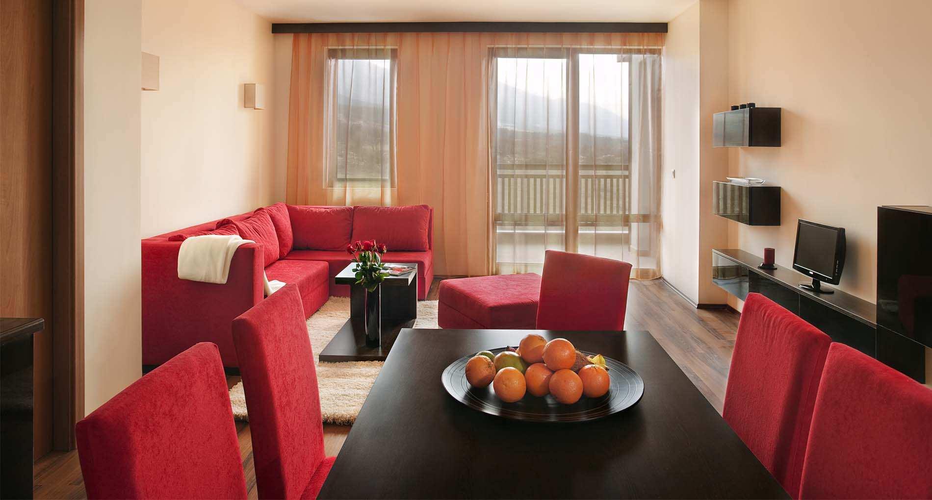 St.George Ski & SPA _suites