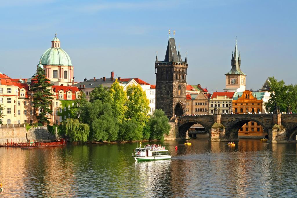 Туры по Европе: Будапешт - Братислава - Прага - Вена