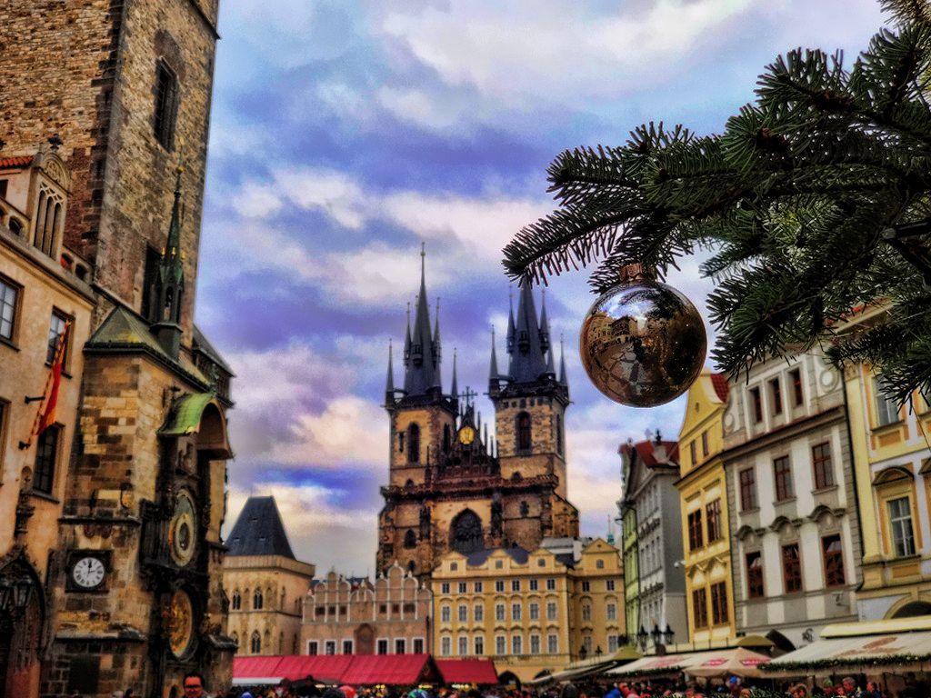 Рождественская Прага (24.12.2016 - 27.12.2016)