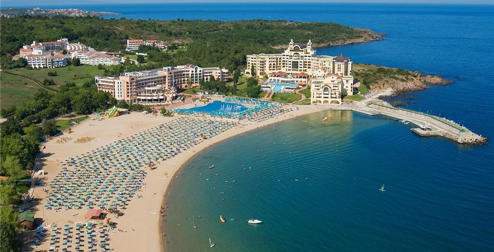 Самые востребованные отели Солнечного Берега на рынке Молдовы!