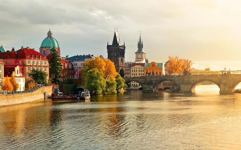 Тур в Прагу на майские праздники