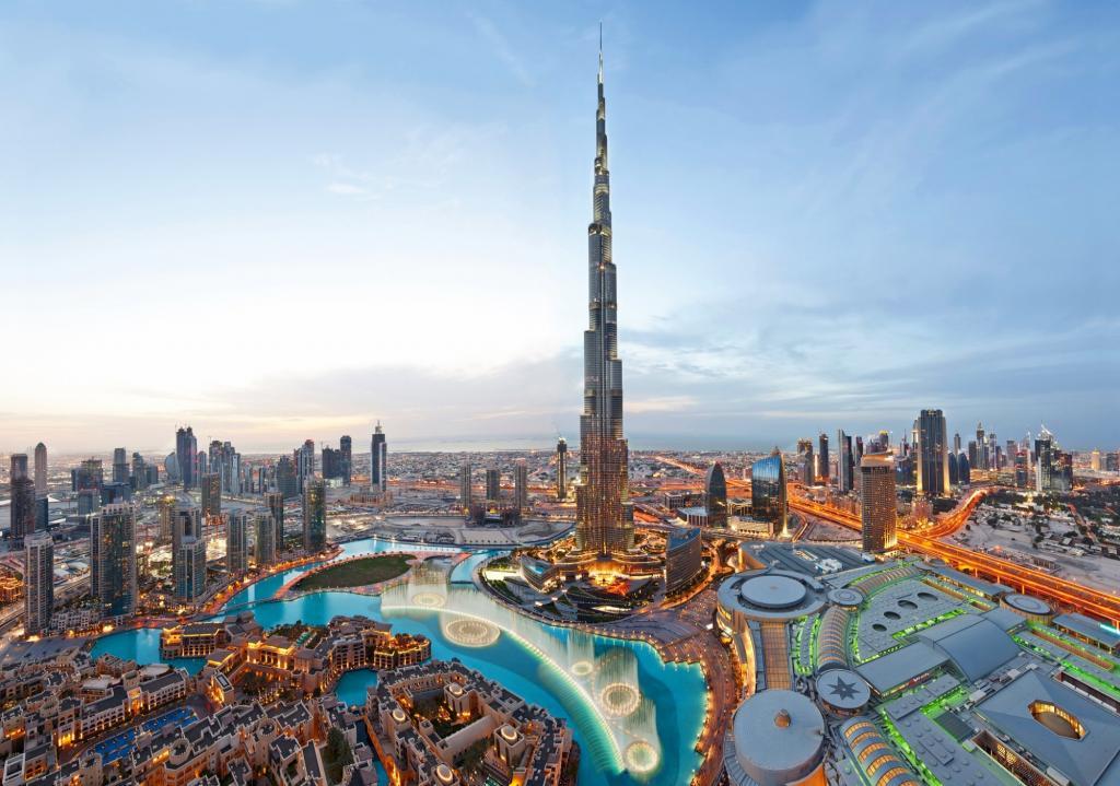 Туры в ОАЭ. Дубай - город контрастов!  01.03-09.03.2018. Спешите!
