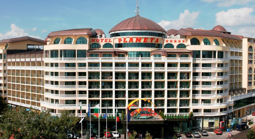 Болгария! PLANETA  HOTEL & AQUAPARK 5* - 203  € / чел. Раннее бронирование.