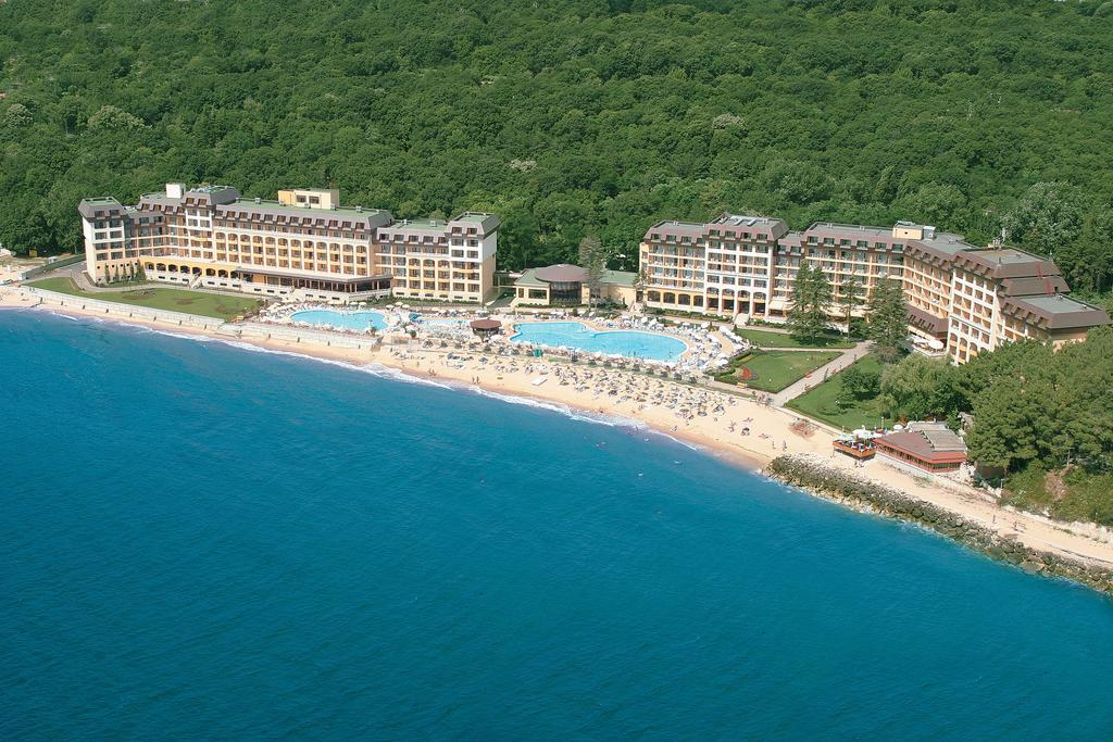 Болгария. Достойный отель 5* на пляже! Всё включено!